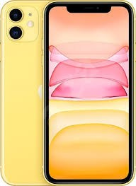iPhone 11 - 256GB Yellow