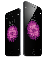 iPhone 6 - 128 GB Space Grey